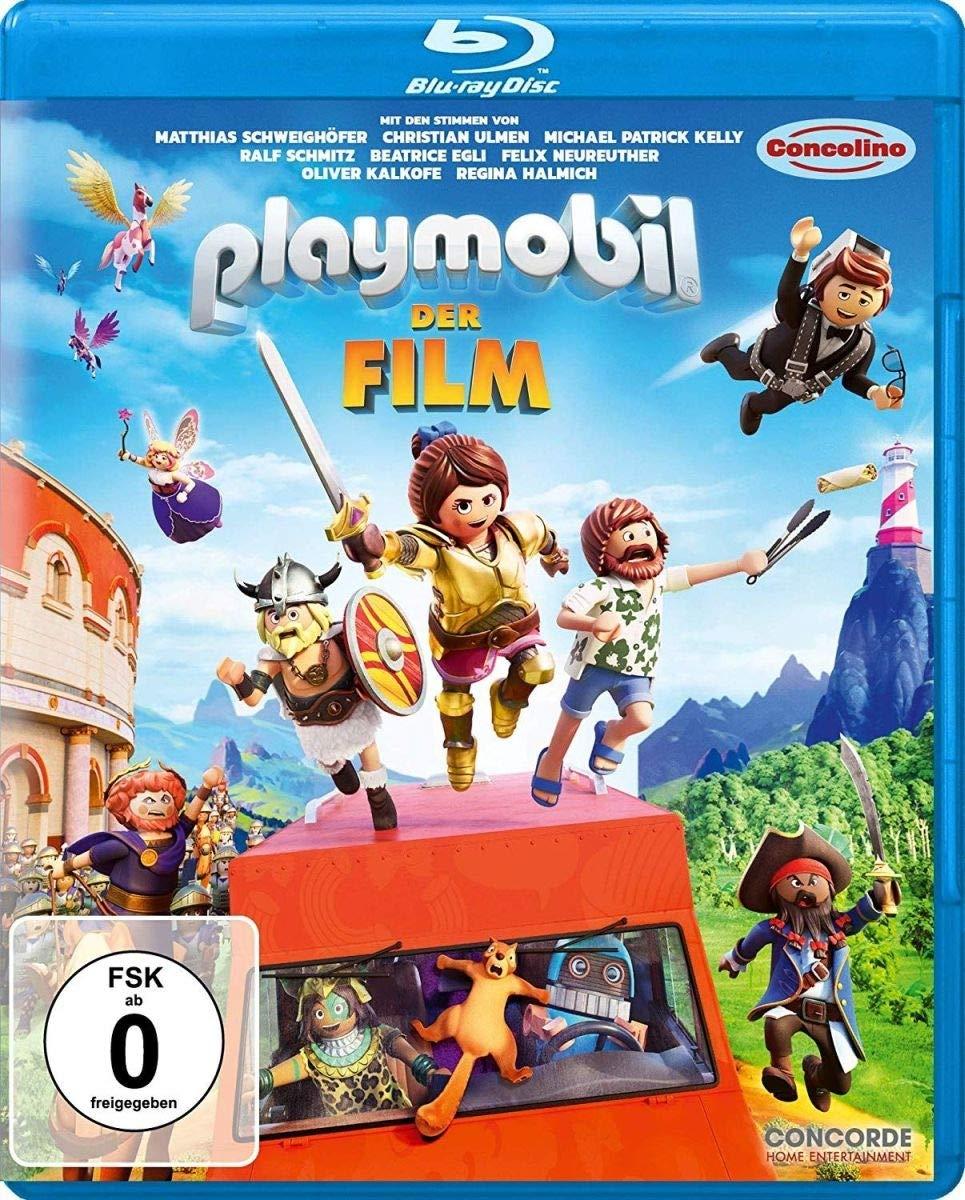 playmobil - der film (blu-ray) - my revelations