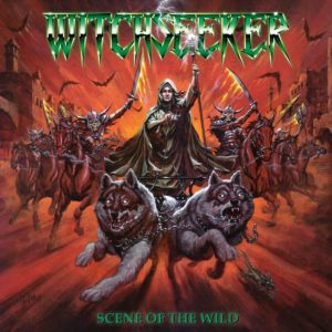 Cover Witchseeker Scene of the Wild
